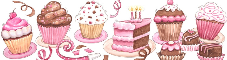 Cake borders clipart vector freeuse library Cake clipart borders, Cake borders Transparent FREE for download on ... vector freeuse library