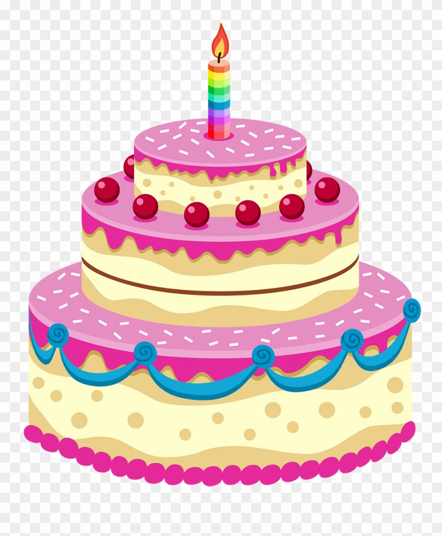 Cake clipart no background picture download Dessert Clipart Transparent Background - Birthday Cake Cartoon - Png ... picture download