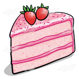 Cake clipart slice picture freeuse download Slice Of Cake Clipart & Slice Of Cake Clip Art Images - ClipartALL.com picture freeuse download