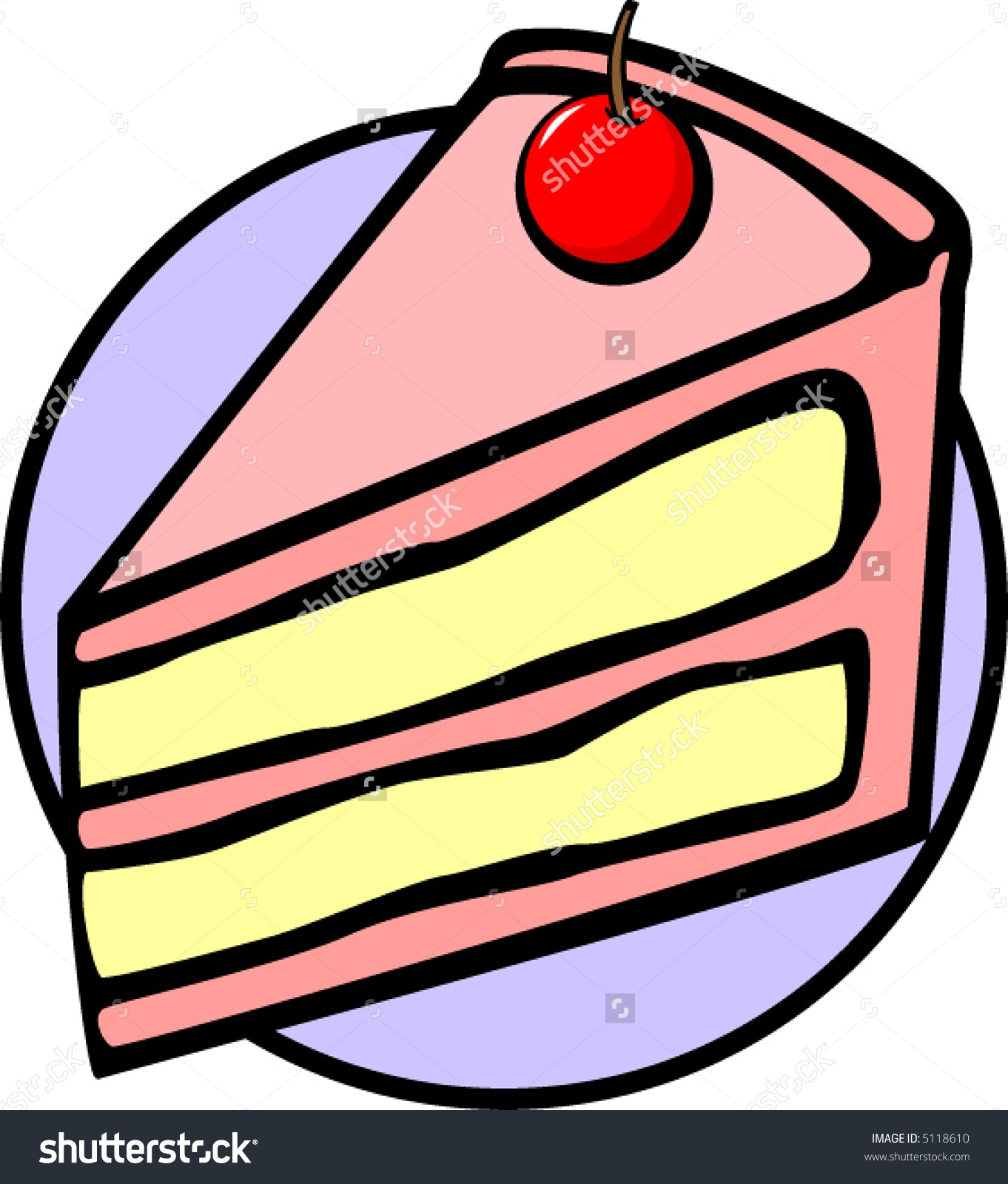 Cake clipart slice svg transparent library Clipart piece of cake - ClipartFest svg transparent library