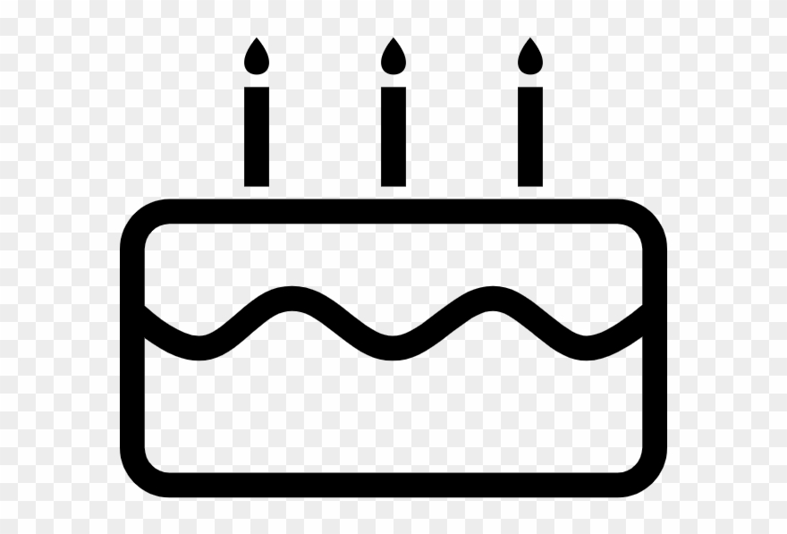 Cake outline clipart picture stock Ivao\'s 20th Anniversary Festivities - Birthday Cake Outline Png ... picture stock