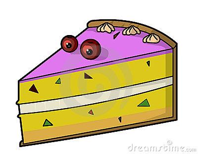 Cake slice clipart svg black and white library Birthday Cake Slice Clip Art | Clipart Panda - Free Clipart Images svg black and white library