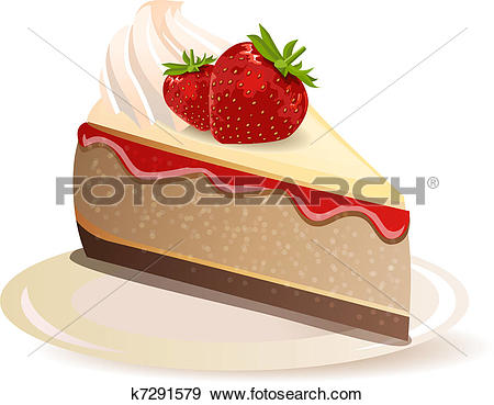 Cake slice clipart picture library stock Cake slice Clip Art Vector Graphics. 3,210 cake slice EPS clipart ... picture library stock