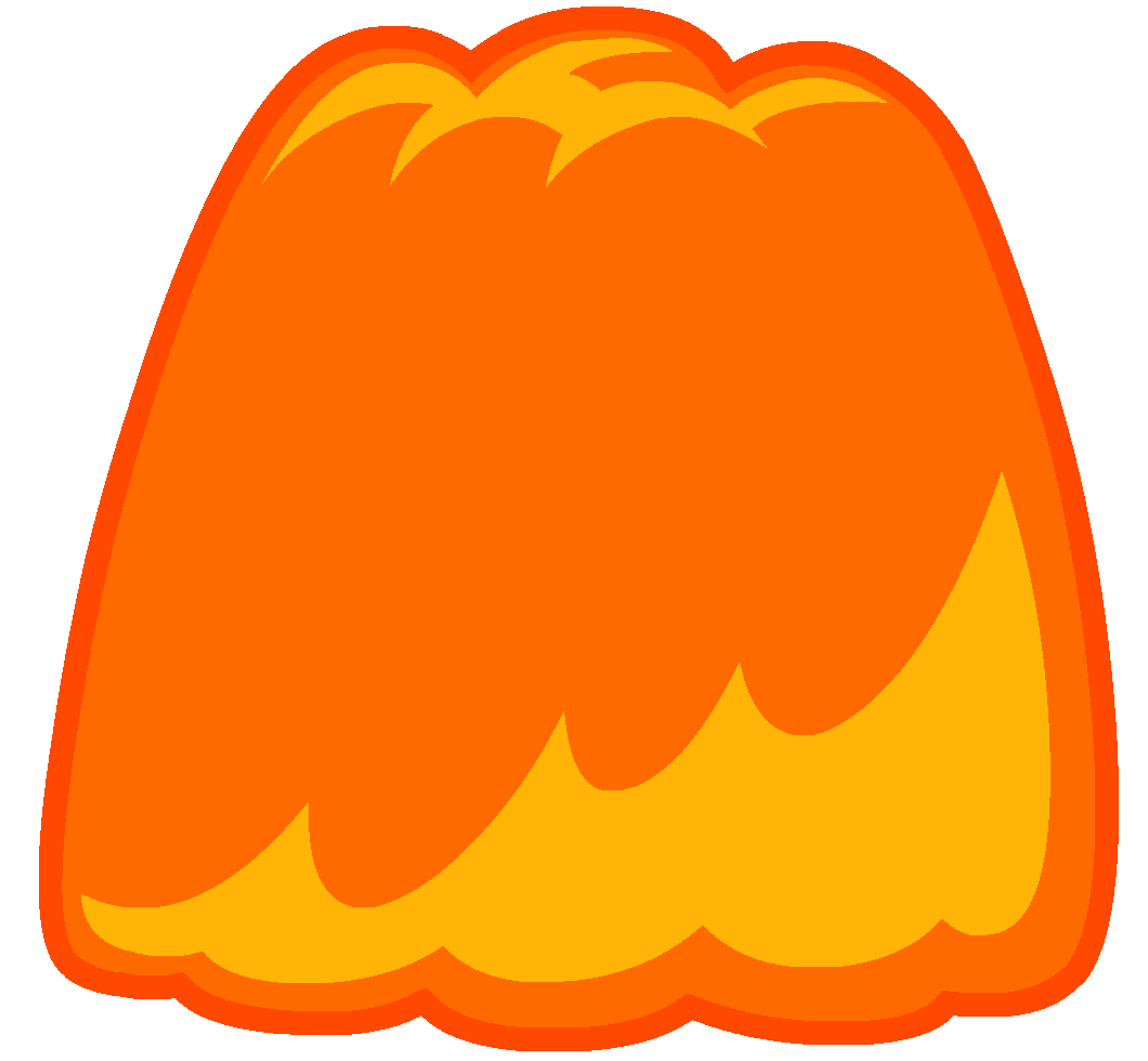 Cake walk pumpkin clipart image transparent download Image - Pumpkin Gelatin.png | Object Shows Community | FANDOM ... image transparent download