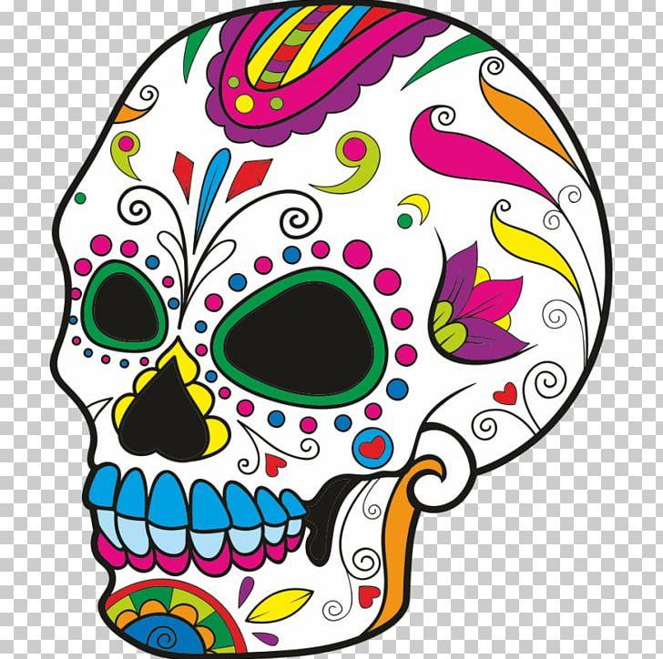 Calavera clipart jpg royalty free download Calavera Sugar Skulls Coloring Book Day Of The Dead PNG, Clipart ... jpg royalty free download