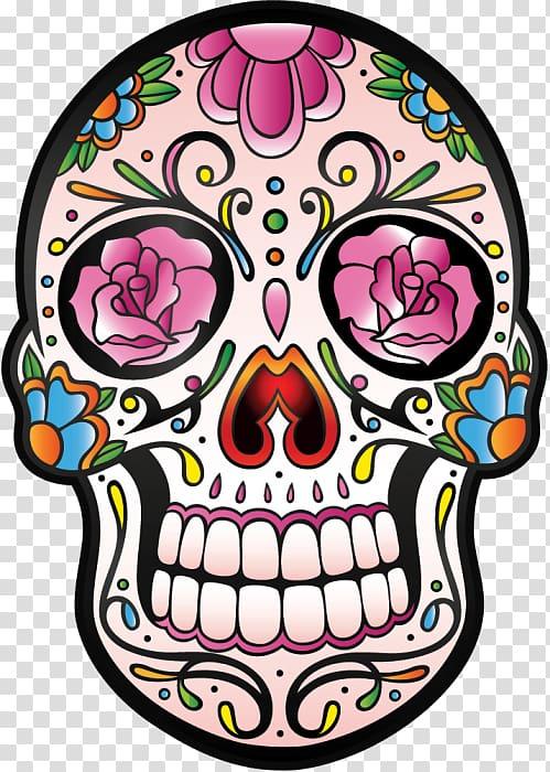Calavera clipart picture transparent stock Calavera Mexican cuisine Skull and crossbones Tequila, skull ... picture transparent stock