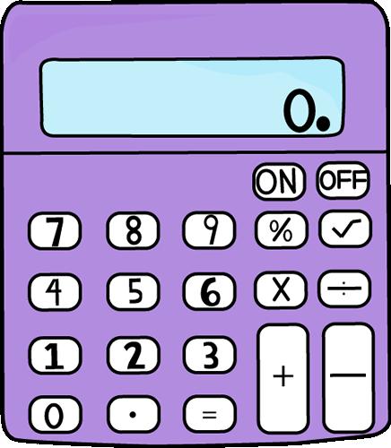 Calculadora clipart clip freeuse stock Calculator 20clipart   Clipart Panda - Free Clipart Images clip freeuse stock