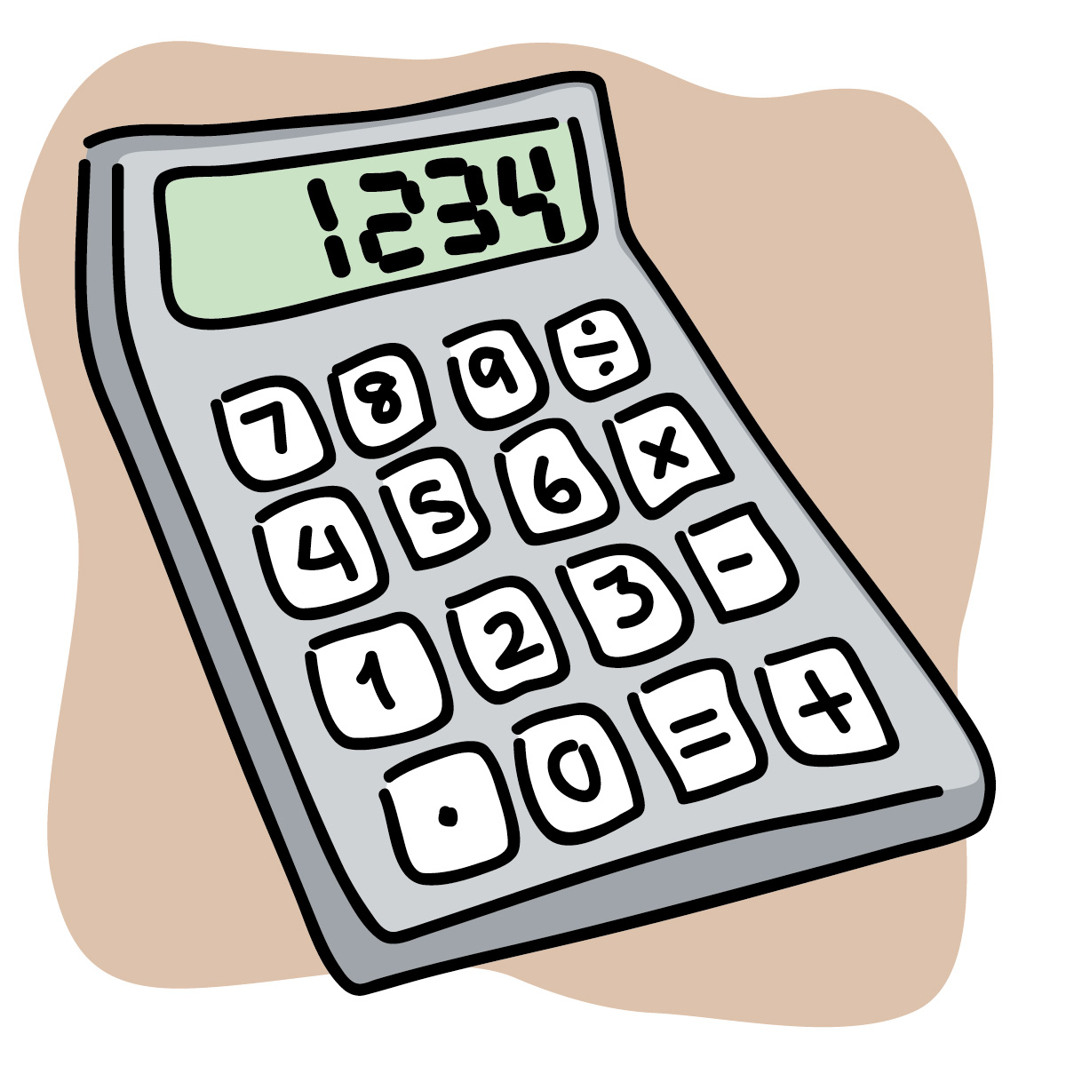 Calculating clipart black and white download Calculation Clipart Group with 64+ items black and white download