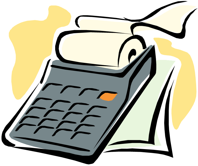 Calculation clipart clip art download Calculator Cliparts Accounting Machines Free Clip Art Accountant ... clip art download