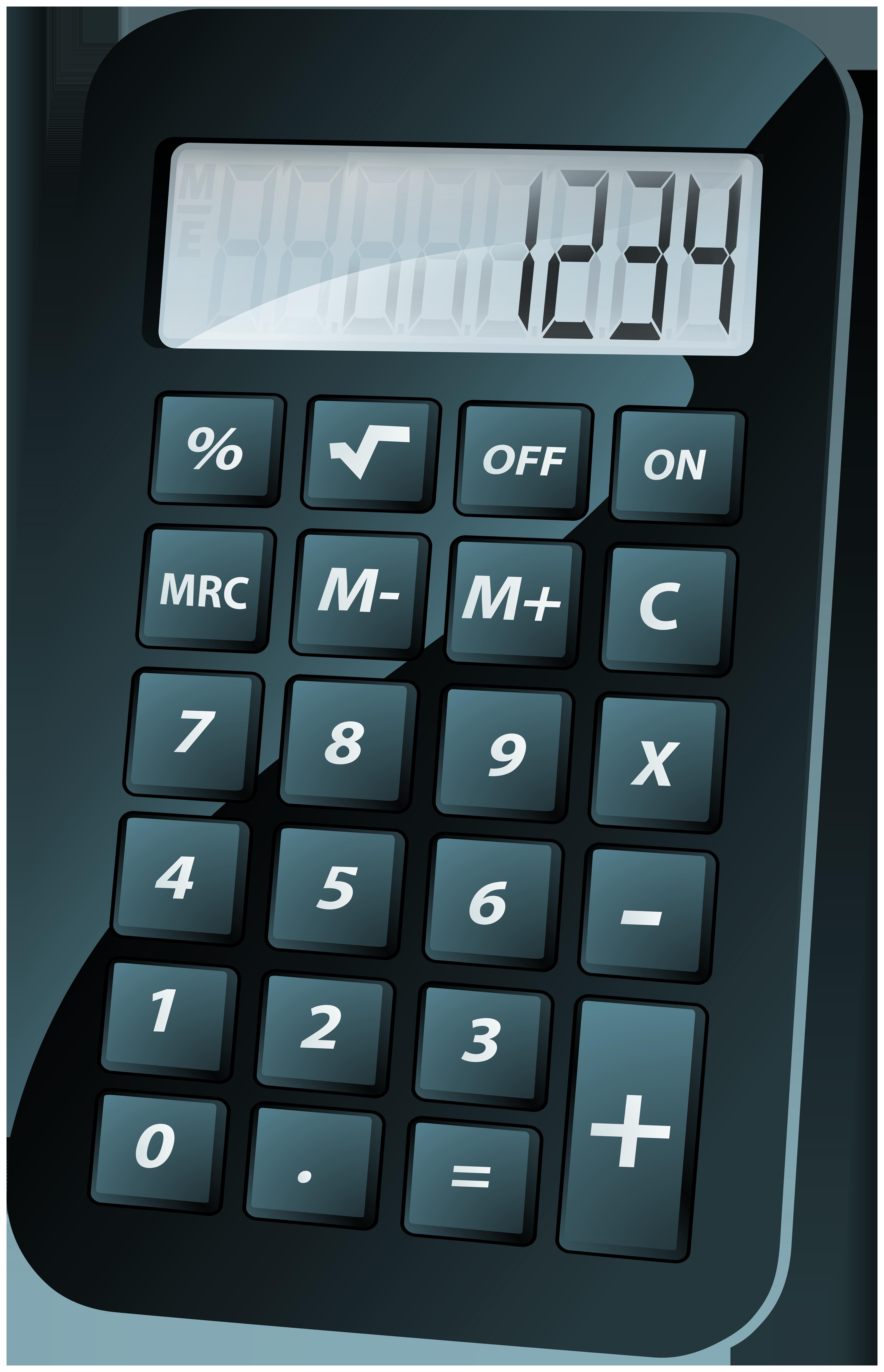 Calculator clipart images vector Calculator PNG Clip Art - Best WEB Clipart vector