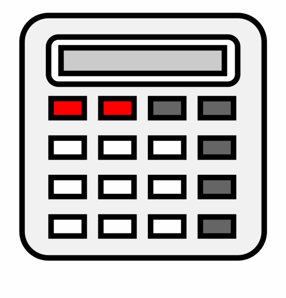 Calculator clipart images vector freeuse library Calculator Images Clip Art - Calculator Clipart Free PNG Images ... vector freeuse library