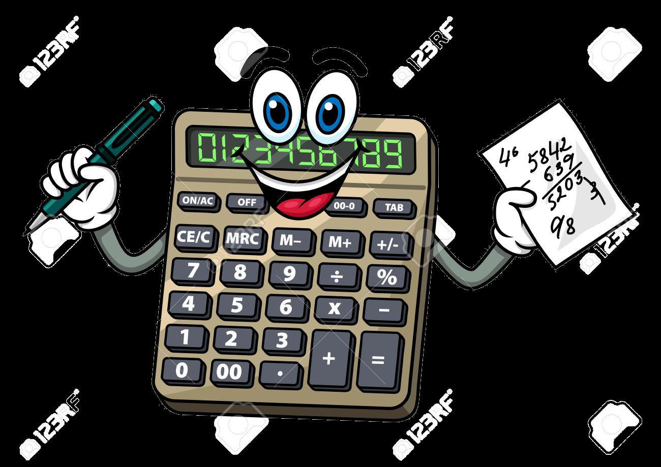 Calculator images clipart clip transparent stock Calculator Clipart Cartoon Clip Art Transparent Png - AZPng clip transparent stock