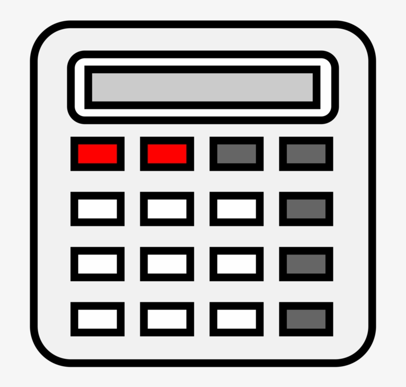 Calculator images clipart vector freeuse stock All Photo Png Clipart - Calculator Clipart Transparent PNG - 748x750 ... vector freeuse stock