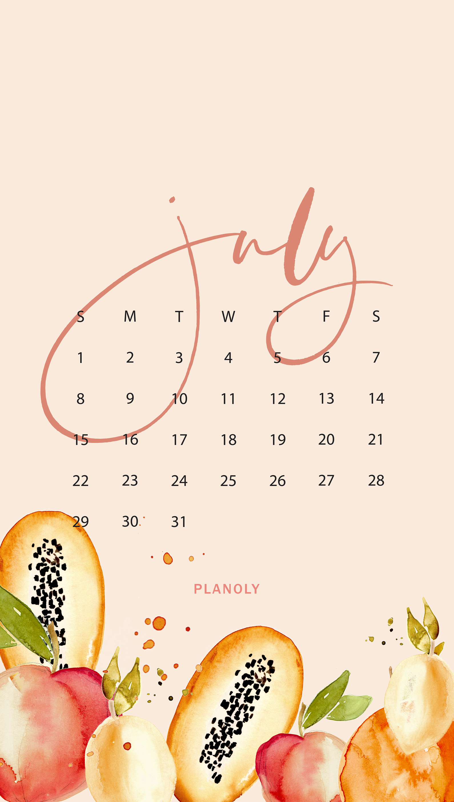 Calendar 2018 open clipart svg freeuse stock July 2018 Content Calendar - Planoly svg freeuse stock