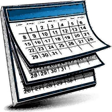 Calendar clip art clip library stock Clip Art Calendar & Clip Art Calendar Clip Art Images - ClipartALL.com clip library stock