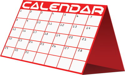 Calendar Clipart | Clipart Panda - Free Clipart Images png freeuse library