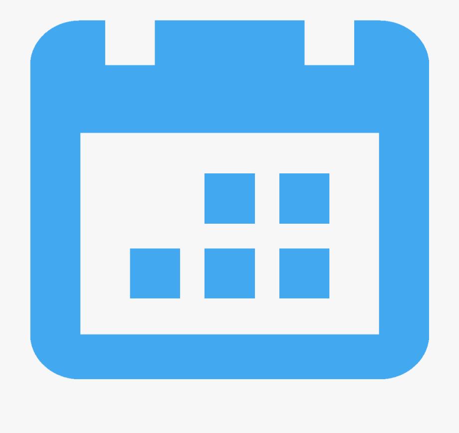 Calendar clipart blue image royalty free stock Blue Calendar Icon Png - Week Symbol #405368 - Free Cliparts on ... image royalty free stock