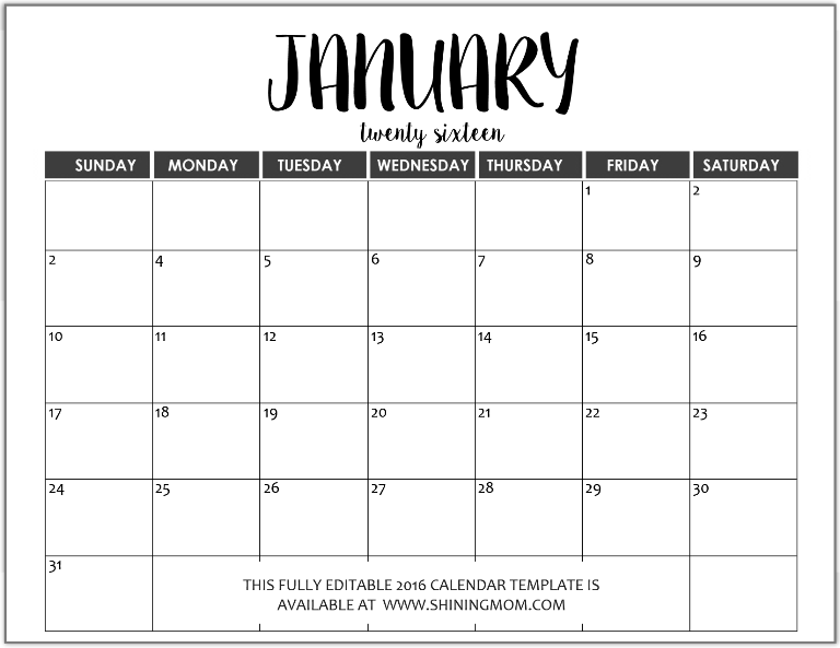 Calendar clipart bw may 2016 image free download 17 Best ideas about Free Blank Calendar on Pinterest | Blank ... image free download