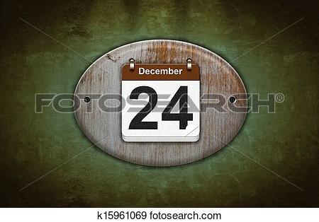 Calendar clipart december 24 transparent Calendar clipart december 24 - ClipartFest transparent