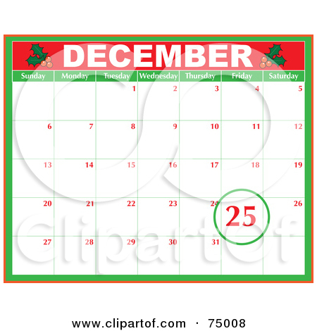 Calendar clipart december 24 graphic royalty free library Calendar clipart december 24 1971 - ClipartFest graphic royalty free library