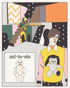 Calendar clipart december 24 1971 clip library Psychedelic Hallmark Calendar, 1970 - Front Cover September 1970 ... clip library