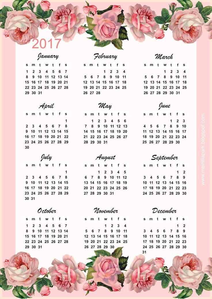 Calendar clipart december 24 1971 jpg library stock 17 Best ideas about Kalendar 2017 on Pinterest | Planner inserts ... jpg library stock