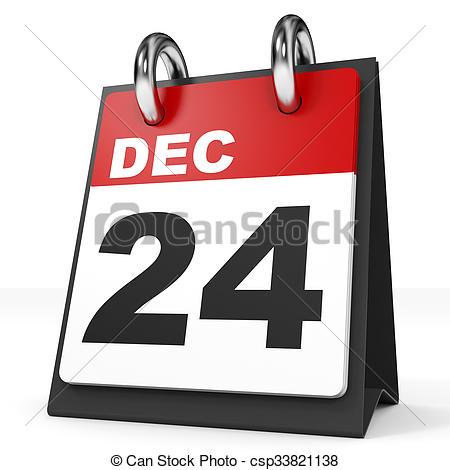 Calendar clipart december 24 svg black and white 24 december Clipart and Stock Illustrations. 92 24 december vector ... svg black and white