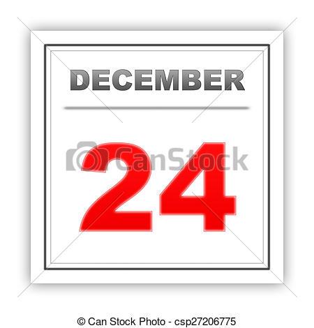 Calendar clipart december 24 svg royalty free Calendar clipart december 24 - ClipartFox svg royalty free