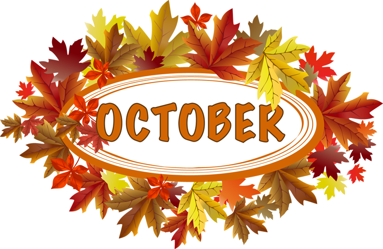 Clipart october calendar clip art royalty free download Free clipart for october calendar - ClipartFest clip art royalty free download