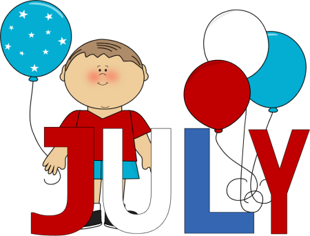Calendar clipart july clipart library library July Calendar Clip Art - ClipArt Best clipart library library