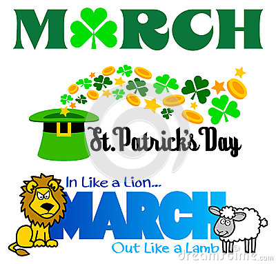 March Calendar Clipart - Clipart Kid picture freeuse stock