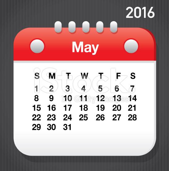 Calendar clipart may 2016 clip art royalty free download Pretty may 2016 calendar clipart - ClipartFest clip art royalty free download