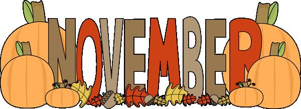 Calendar clipart november clip art library library Calendar clipart november - ClipartFest clip art library library