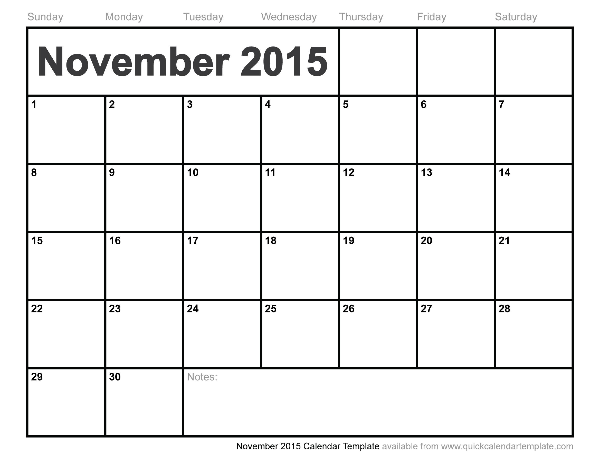Calendar clipart november 2015 clip freeuse november calendar - Gannt Chart clip freeuse