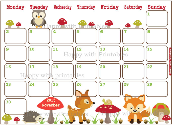 Calendar clipart november 2015 picture transparent Calendar clipart november 2015 - ClipartFest picture transparent