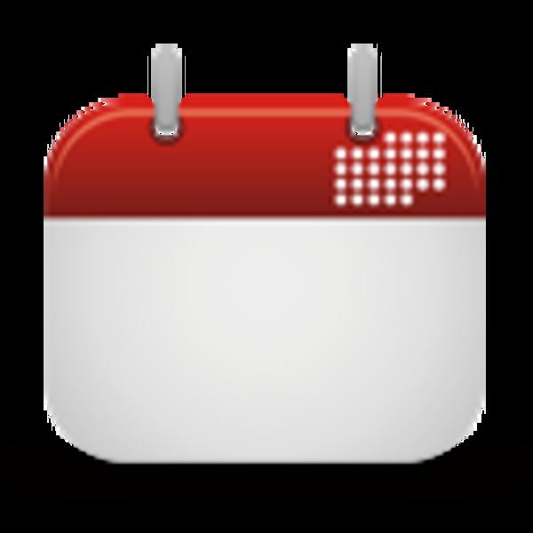 Calendar clipart png transparent clip stock Calendar Empty | Free Images at Clker.com - vector clip art online ... clip stock