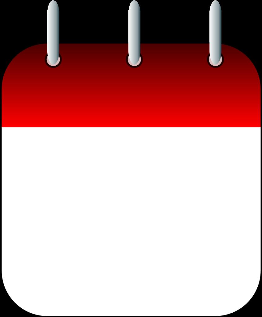 Calendar clipart png transparent svg free download Calendar clipart png - ClipartFest svg free download