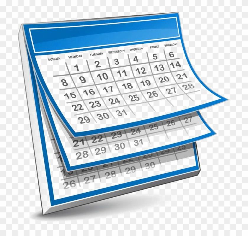 Calendar clipart transparent background vector download Calendar Png Pic - 6 Month Calendar Clipart, Transparent Png ... vector download
