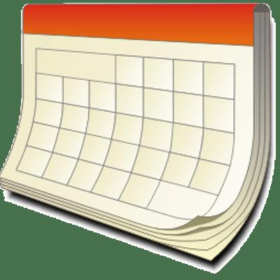 Calendar clipart transparent background jpg royalty free Calendars Clipart transparent PNG - StickPNG jpg royalty free