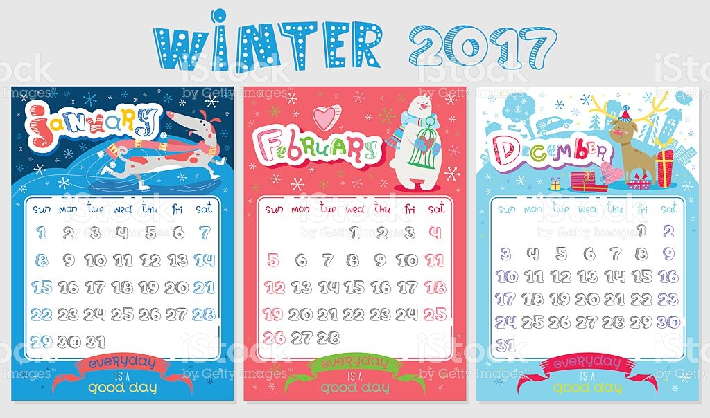 Calendar december 3 clipart png royalty free download December january calendar 2017 clipart - ClipartFest png royalty free download