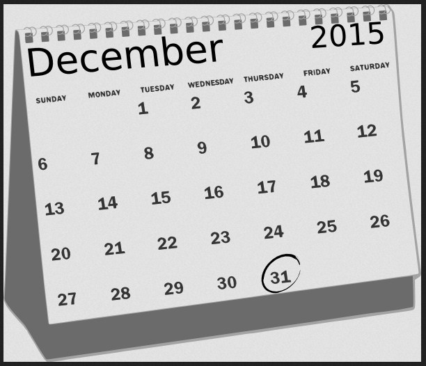 Calendar december 3 clipart image December calendar clipart - ClipartFest image