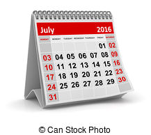 Calendar july 2016 clipart jpg freeuse download July 2016 Stock Illustrations. 2,725 July 2016 clip art images and ... jpg freeuse download