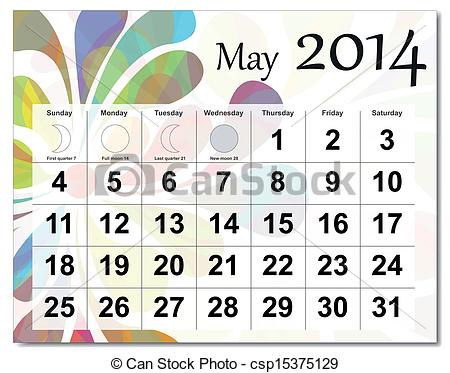 Calendar may 28 clipart clip royalty free download Clipart calendar may - ClipartFest clip royalty free download
