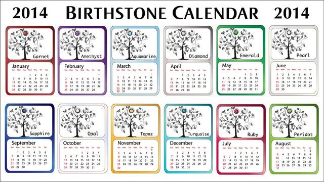 Calendar month clipart free stock Calendar Months Clipart - Clipart Kid free stock