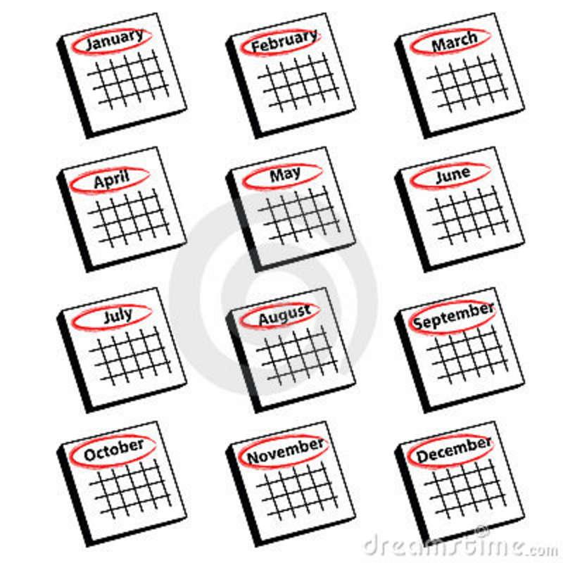 Calendar months clipart june clip art free Calendar Months Clipart - Clipart Kid clip art free