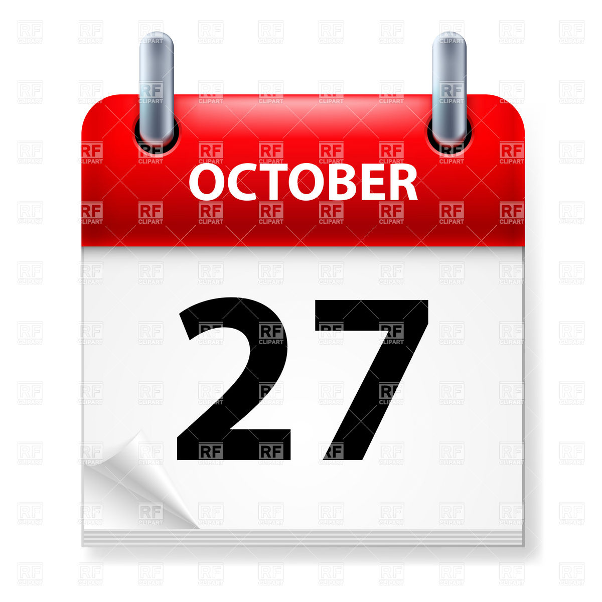 Calendar october clipart png transparent library October Calendar Clipart - Clipart Kid png transparent library