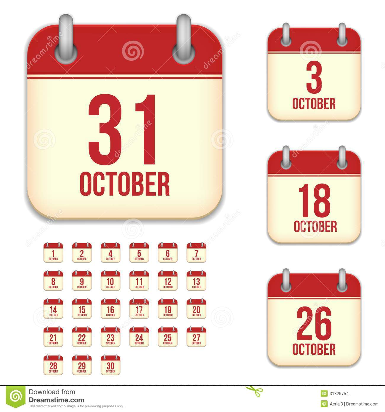 Calendar october clipart svg freeuse library October Events Calendar Clip Art – Clipart Free Download svg freeuse library
