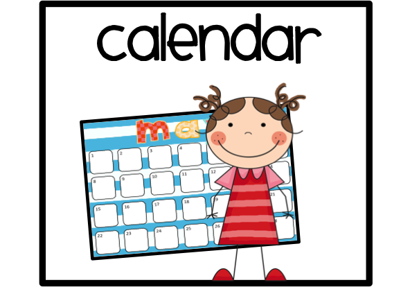 Calendar phelper clipart image royalty free stock Calendar Helper Clip Art | Clipart Panda - Free Clipart Images image royalty free stock