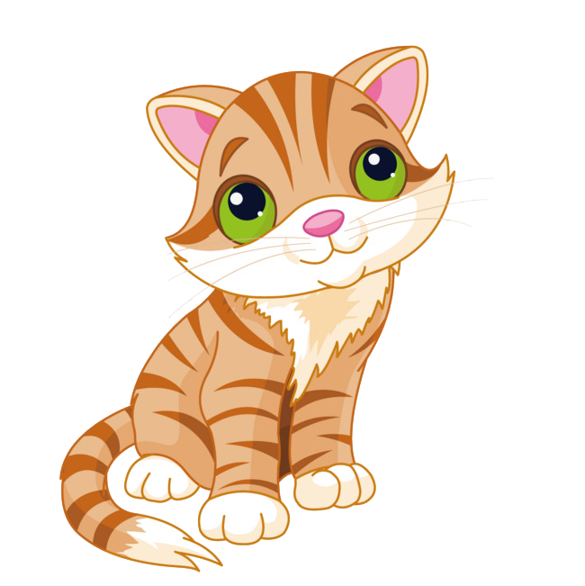Cat clipart for walls vector freeuse Cat Png Cartoon vector freeuse