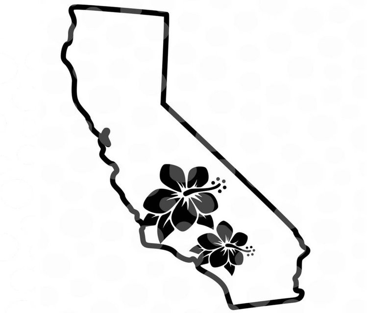 California clipart black and white svg download Collection of California clipart | Free download best California ... svg download